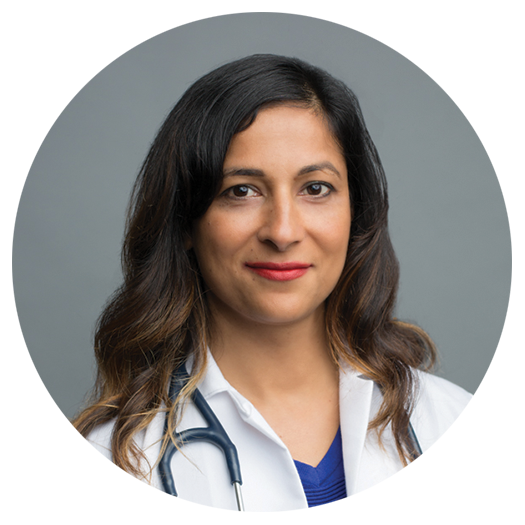 Dr Reshma Vasanwala is board certified in Internal Medicine and board certified in Anti aging, Metabolic, and Functional Medicine.