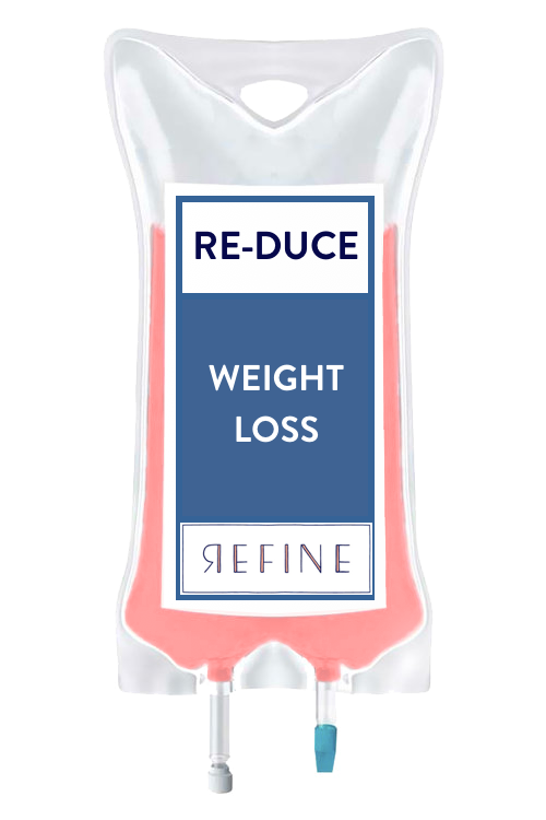 Reduce IV Drip | Weight Loss