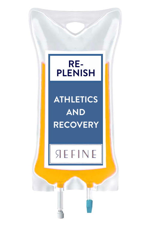 Replenish IV Drip | Athletics and Recovery